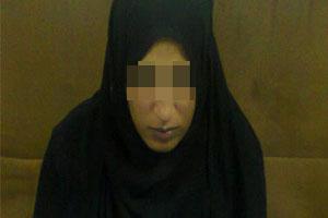 صورة ضبط سيدة تستولى على أموال المواطنين بزعم استخراج بطاقات رقم قومي بمصر القديمة