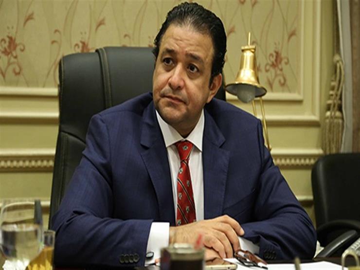 صورة علاء عابد يهنئ البحرين بعضويتها فى مجلس حقوق الانسان بالأمم المتحدة