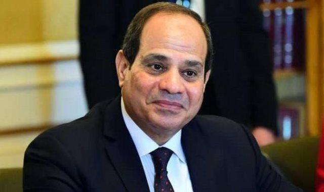 صورة السيسي بـ«إفريقيا 2018»: مصر تساهم في تحقيق التقدم لشعوب القارة السمراء