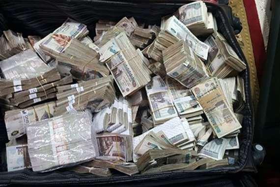 صورة القبض على موظفين بشركة الغزل والنسيج اختلسا 4 ملايين جنيه