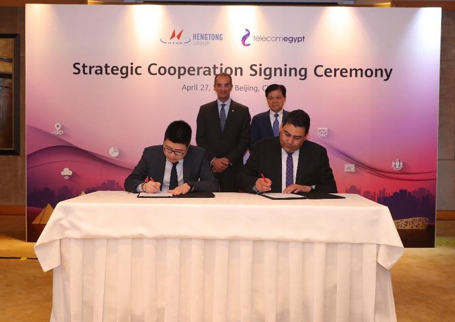 Photo of وزير الاتصالات يشهد توقيع اتفاقيات ومذكرات تفاهم مع شركات عالمية