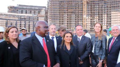 Photo of وفد مجلسي الشيوخ والنواب الأمريكي: العاصمة الإدارية الجديدة تمثل فرصة لشراكة اقتصادية مع مصر