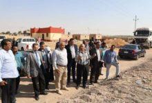 Photo of محافظ الوادي الجديد يتفقد أعمال التطوير بنادي الهجن والفروسية