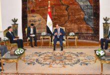 Photo of تفاصيل لقاء السيسي ورئيس المجلس الاستشاري الصيني