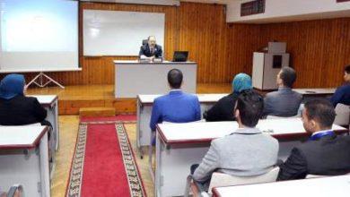 Photo of وفد من طلاب «حقوق عين شمس» يزور مقر الإدارة العامة لمكافحة المخدرات