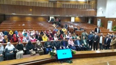 Photo of كلية الدراسات الإسلامية والعربية تحصد المركز الثاني في مسابقة التميز الطلابي