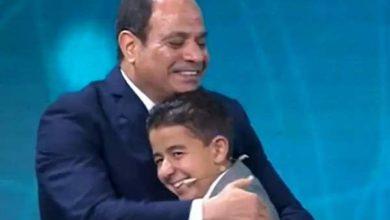 Photo of «تويتر» يحتفي بالرئيس عبدالفتاح السيسي.. والسبب الطفل زين مقاوم مرض السرطان