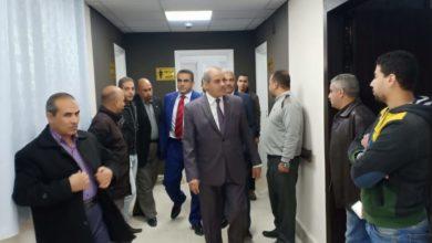 Photo of رئيس جامعة الأزهر يتفقد مستشفى السيد جلال الجامعي