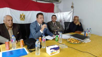 Photo of انتخابات «الحركة الوطنية» تسلم قرارات التعيين ومعايير الترشح لرؤساء اللجان الفرعية بالمحافظات