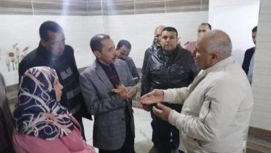 Photo of الوادي الجديد اليوم.. «الزملوط» يتفقد مستشفى الفرافرة المركزي