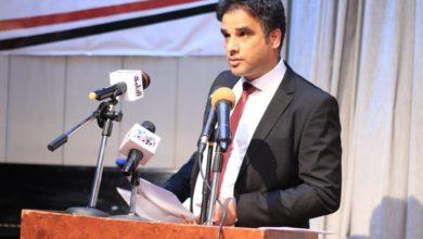 خالد العوامي متحدث حزب الحركة الوطنية المصرية وامين الاعلام بالحزب