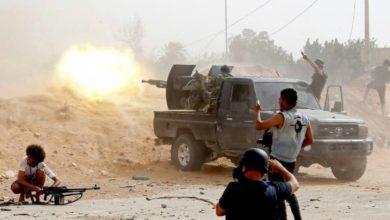 Photo of الجيش الليبي: الميليشيات وتركيا يخترقا وقف إطلاق النار.. ومستمرون في الحفاظ على مواقعنا