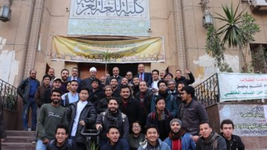 Photo of رئيس جامعة الأزهر يتفقد امتحانات كليات مدينة نصر والدراسة