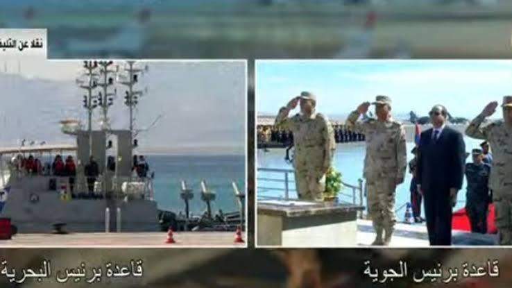 Photo of القواعد العسكرية .. صروح عملاقة للجيش المصري