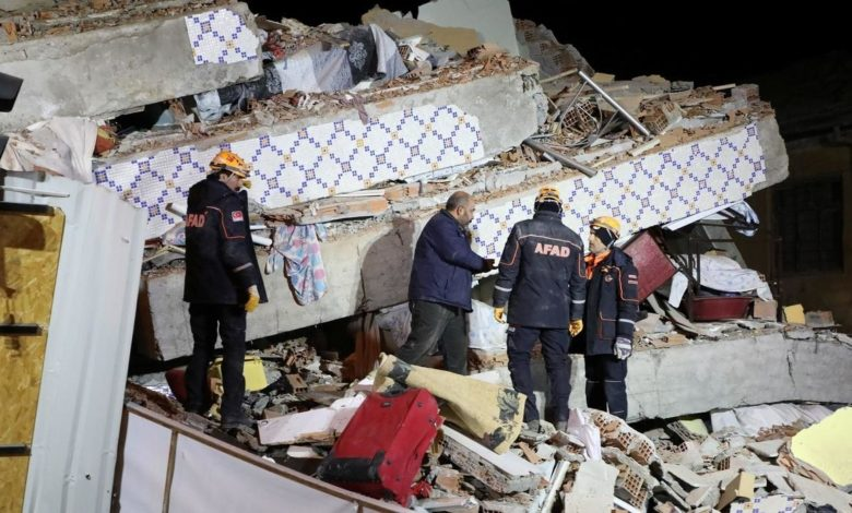 Photo of تركيا تكشف أخر إحصائيات الزلزال المدمر