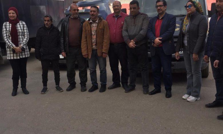 Photo of «الحركة الوطنية» بدمياط يهنئ رجال الشرطة المصرية بعيدهم