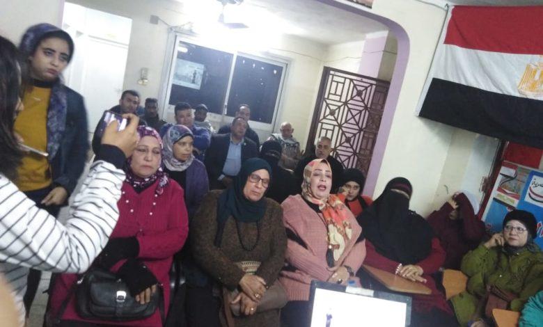 Photo of «الحركة الوطنية» بالسويس يعقد محاضرة عن الانتماء
