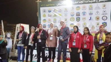Photo of جامعة القاهرة تفوز بالمركز الأول على الجامعات المصرية والدرع العام في أسبوع فتيات الجامعات