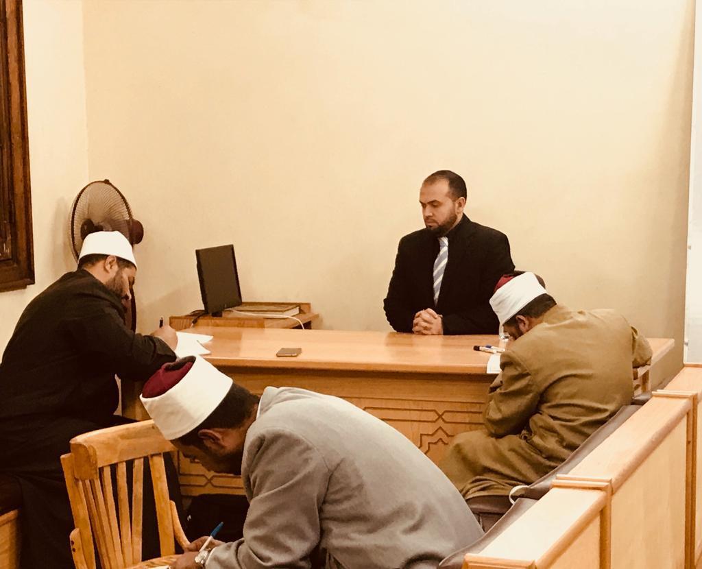 ورشة العمل الرابعة لصناعة المفتي بالجامع الأزهر
