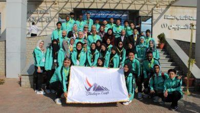 Photo of انطلاق فعاليات الملتقى الأول الرياضى للوافدين بالجامعات المصرية