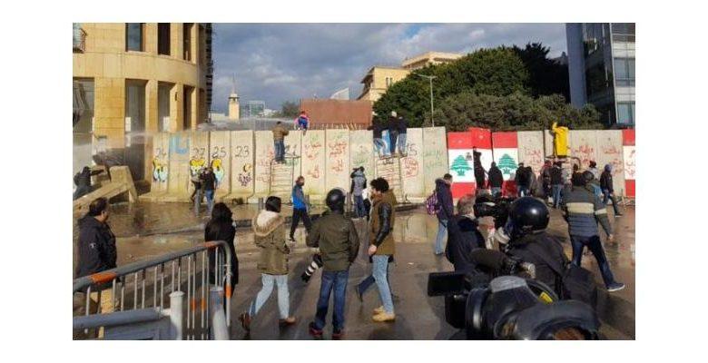الحراك الشعبي اللبناني