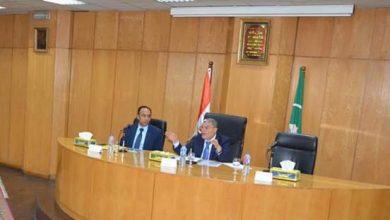Photo of توقيع بروتوكول للتعاون بين مستشفيات مديرية الصحة والجامعة بالمنيا