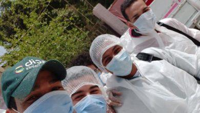 Photo of رئيس مدينة المراغة بسوهاج: عمليات التطهير والتعقيم ضد فيروس كورونا مستمرة على مدار الساعة