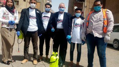 Photo of بالصور .. الحركة الوطنية تواصل تعقيم وتطهير ميادين القاهرة ضد فيروس كورونا
