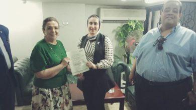 Photo of يارا حسن أمينًا للمرأة بـ«الحركة الوطنية» في القاهرة