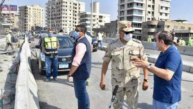 Photo of فيديو وصور .. السيسي يتفقد  تطوير الطرق والمحاور والكباري بمنطقة شرق القاهرة