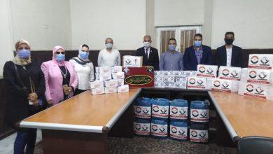 Photo of «الحركة الوطنية» بالإسكندرية يسلم ألف ماسك لمديرية الشئون الصحية
