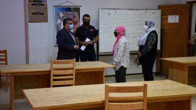 Photo of جامعة القناة ترفع درجة الاستعداد لأداء امتحانات السنوات النهائية