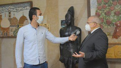 Photo of رئيس جامعة القاهرة: سلامة الطلاب وهيئة التدريس الأهم.. والمصاب له كل حقوقه
