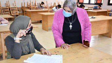 Photo of التشديد على الإجراءات الاحترازية والتباعد الاجتماعي بامتحانات جامعة القناة