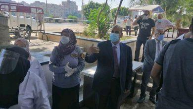 Photo of جولة مفاجئة لرئيس جامعة المنيا للتأكد من الإجراءات الاحترازية على بوابات الهندسة