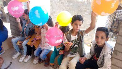 Photo of بمناسبة عيد الأضحى.. توزيع الهدايا والحلوى على الأطفال بالبحيرة