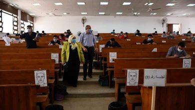 Photo of رئيس جامعة قناة السويس تتفقد أعمال الامتحانات بالكليات