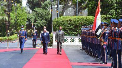 Photo of السيسي  يؤكد حرص مصر على ترسيخ العمل التكاملي مع إريتريا