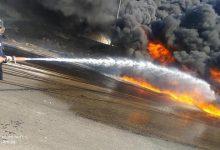 Photo of النائب العام يأمر بالتحقيق فى حريق خط المازوت بطريق القاهرة الإسماعيلية