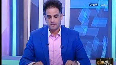 "Photo of الاعلامي خالد العوامي في مساء القاهرة "" 3 يوليو هو مطلب شعب قبل ان يكون خطاب للقوات المسلحة """