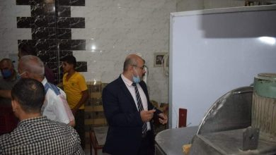 Photo of ضبط مصنع آيس كريم بدون ترخيص بمركز أبوقرقاص بالمنيا