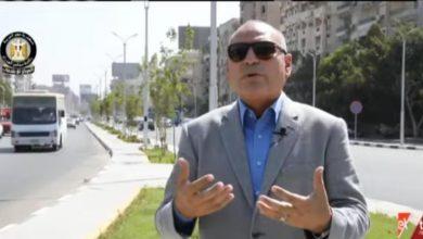 صورة نائب محافظ القاهرة: الهدف من مشروعات الكباري ربط شرق المحافظة بالعاصمة الإدارية الجديدة