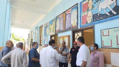 Photo of تجهيز مقار اللجان الانتخابية فى المحمودية بالبحيرة