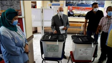 Photo of محافظ بورسعيد يدلي بصوته في انتخابات مجلس الشيوخ