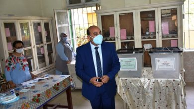 Photo of محافظ أسوان يتفقد لجان إنتخابات مجلس الشيوخ