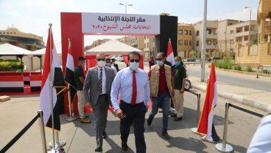 Photo of وزير التعليم العالي يدلي بصوته في انتخابات مجلس الشيوخ