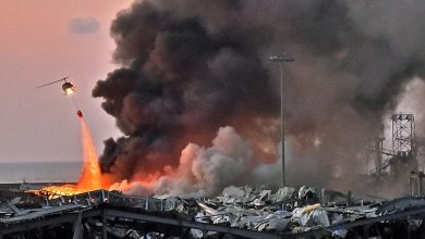 Photo of نائب لبناني: انفجار بيروت يخدم مرفأ حيفا في إسرائيل