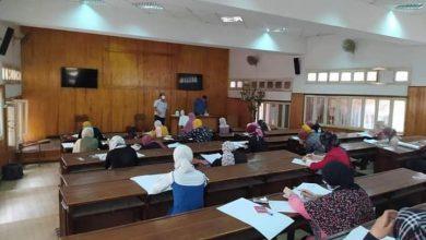 Photo of التربية النوعية بجامعة المنوفية تستقبل ١٢٠ طالب باختبارات القدرات