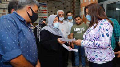 Photo of محافظ دمياط تستكمل متابعتها الميدانية لملف التصالح فى بعض مخالفات البناء