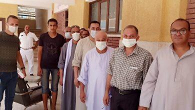 صورة محافظ كفر الشيخ: توافد كبار السن على اللجان الانتخابية للإدلاء بأصواتهم